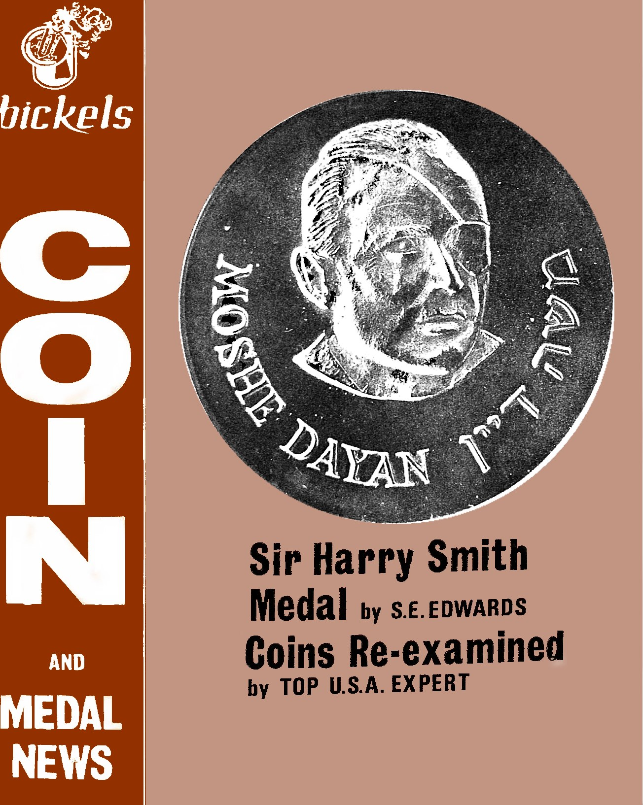 Bickels Coin & Medal News October 1967 Vol 3 No 4