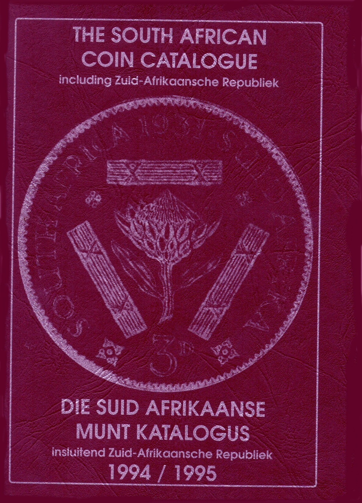 Randburg Coin Catalogue 1994 to 1995