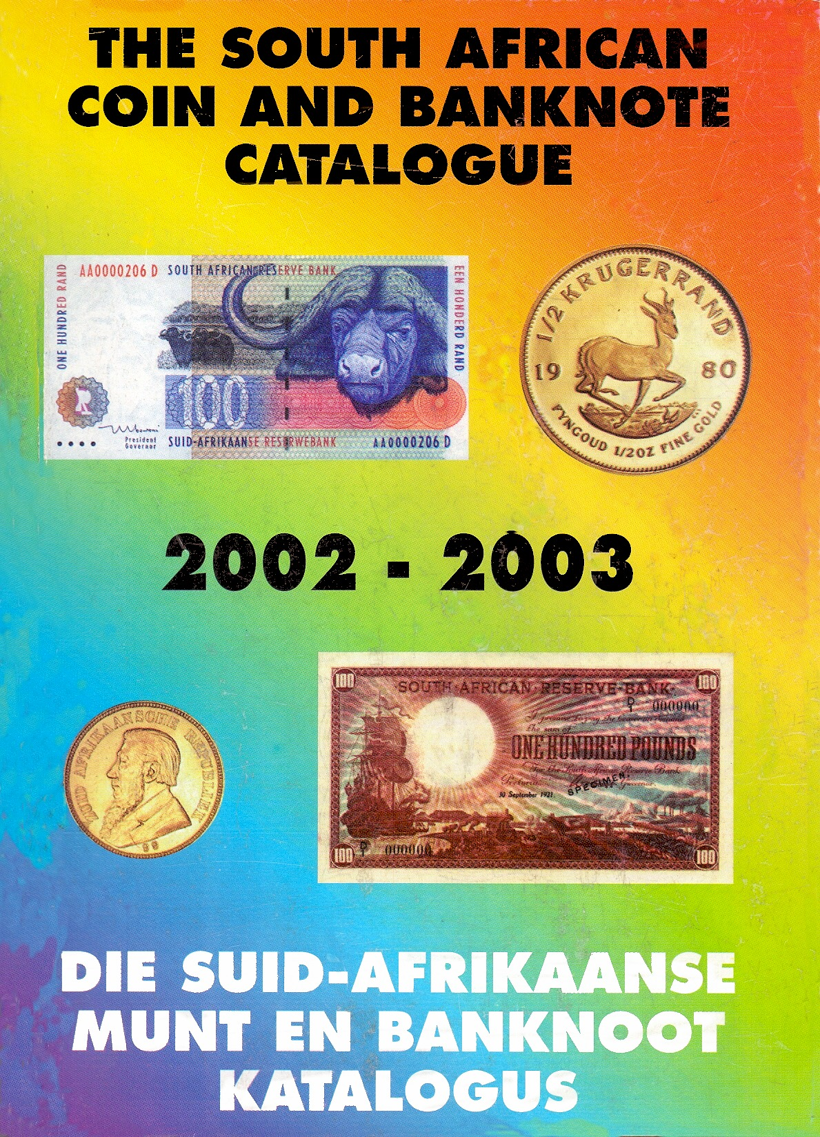 Randburg Coin Catalogue 2002 to 2003